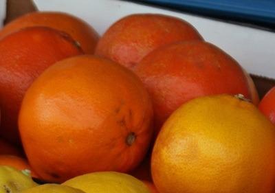 Orangendiät